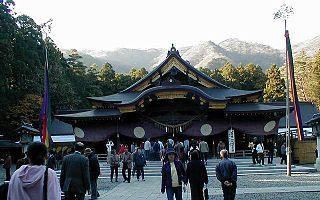 Yahiko Shrine Shinto shrines in Niigata Prefecture, Japan
