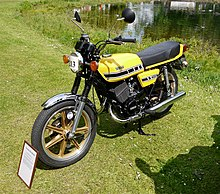 Yamaha RD350LC - WikiVisually