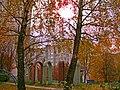 Yard near Hierasimienki street in Miensk = Двор непадалёк ад вуліцы Герасіменкі - panoramio - Andrej Kuźniečyk.jpg