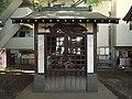 Yasaka Shrine (八坂神社) in Tokamori Inari Shrine (稲荷森稲荷神社) - panoramio.jpg
