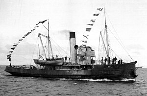 Yelcho (1906) - Yelcho circa 1913