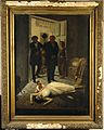 Yellow fever in Buenos Aires, 1871. Oil pain Wellcome L0030501.jpg