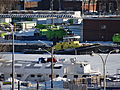 Yellow tugboat Itinerante moored in Toronto's frozen Keating Channel, 2015 02 02 -a.jpg