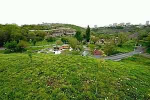Yerevan Zoo - Yerevan Zoo general view