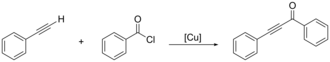 Ynone - Synthesis of an ynone
