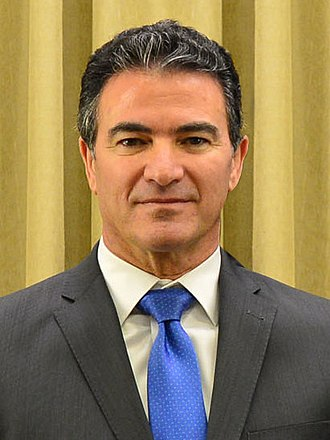 Yossi Cohen - Image: Yossi Cohen (cropped)