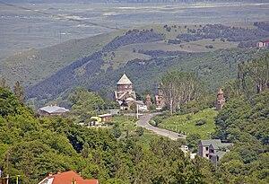 Tsaghkadzor - Kecharis Monastery