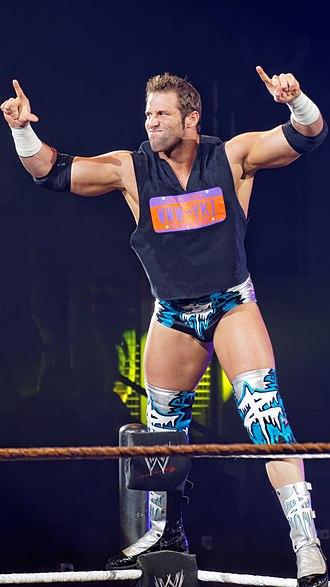 Zack Ryder - Ryder in May 2014