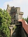 Zamek Grodziec, donżon (1).JPG