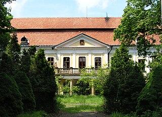 Troubky-Zdislavice Municipality in Zlín, Czech Republic