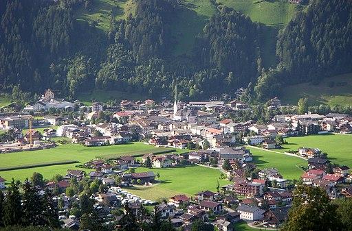 Transfer Innsbruck Zell am Ziller