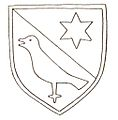 Zollikon Wappen Vogel sw.jpg