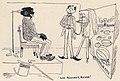 """LOOK PLEASANT, PLEASE"" art detail, Virginia Tech Bugle 1898 (page 161 crop).jpg"
