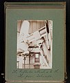 """The reflector attached to the Thompson telescope"" - Royal Observatory Greenwich ca 1900 (7890149980).jpg"
