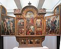 'Altarpiece with Scenes from the Old and New Testaments' known as the 'Tendilla Retablo'.JPG