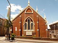 (1) Uniting Church