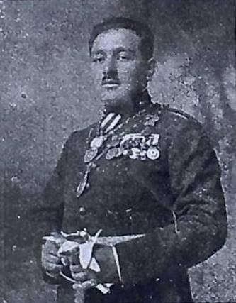 Álvaro M. de las Casas 1925