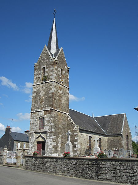 Chèvreville, Manche