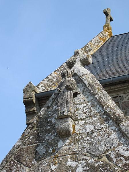 église Saint-Vigor de Champeaux, Manche