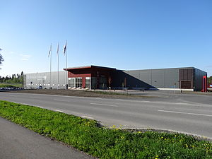 Östersund Arena - Östersund Arena