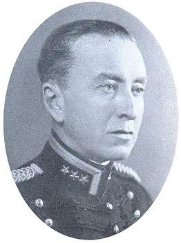 Samuel Åkerhielm Swedish military personnel