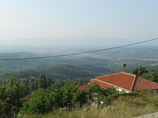 Θέα προς την Ιστιαία