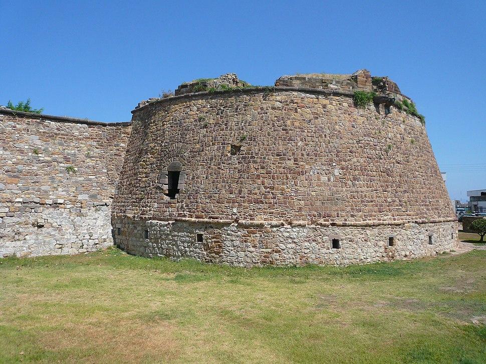 Κάστρο Χίου - Νότιος Προμαχώνας