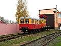 АС1А-2828, Беларусь, Минская область, депо Слуцк (Trainpix 82798).jpg
