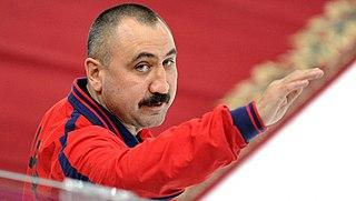 Aleksandr Lebziak Russian boxer