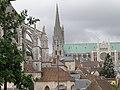 Вид на шартрский собор от церкви сен-Пьер - panoramio (12).jpg