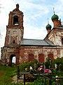 Вид церкви Смоленской иконы Божией Матери в Богослове - panoramio.jpg