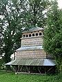 Дзвіниця церкви Собору Пресвятої Богородиці (дер.) 1690 р. смт.Поморяни 02.JPG