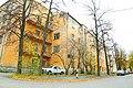 Дом жилой, улица Ильича, 2 (вид сзади, правое крыло).jpg