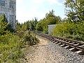 Железная дорога у реки Дунайка - panoramio (1).jpg