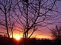 Закат ранней весной.jpg
