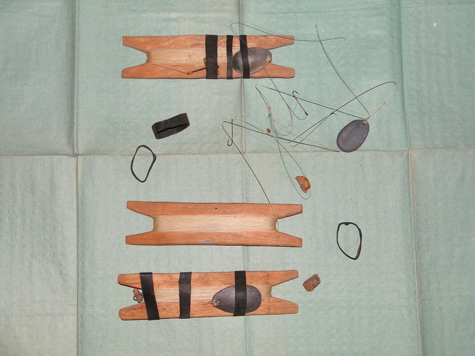 Изготовление донки-резинки