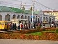 Кострома. Торговые ряды на ул.Текстильщиков. 8-10-2011г. - panoramio.jpg