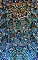 Мечеть Санкт-Петербурга. Майолика портала.jpg