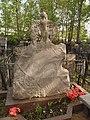 Могила писателя Михаила Пришвина - общий вид.JPG