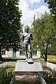Пам'ятний знак на честь воїнів-односельчан, село Волиця Друга.jpg
