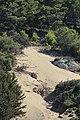 Песок сыпется с горы. Пляж Цампика. Rhodos. Greece. Июнь 2014 - panoramio.jpg