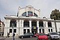 Пл.14 Октября (nám. 14. října), бывший крытый рынок, 05.05.2009 - panoramio.jpg