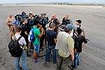 Работа журналистов на авиабазе «Хмеймим» в Сирии (10).jpg