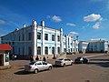 Ртищево Здание железнодорожного вокзала 25 сентября 2017 04.jpg