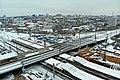 Строительство станции метро «Нижегородская» Некрасовской линии (декабрь 2018) 13.jpg