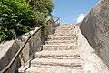 Сходи до оглядового майдачика Дубенського замку.jpg