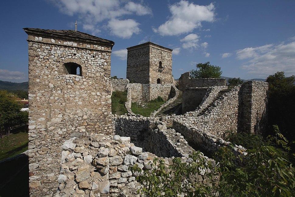 Тврђава Кале, град Пирот