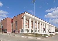 Чехов, здание администрации Чеховского района (16449092078).jpg