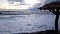 File:Шторм на Черном море Storm on the Black Sea..webm