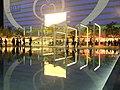 כיכר הבימה מוארת בזמן אירוע ימי ברלין 2.JPG